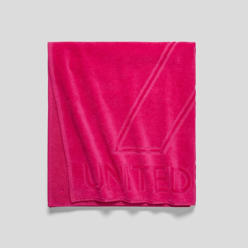 Customizable beach towel