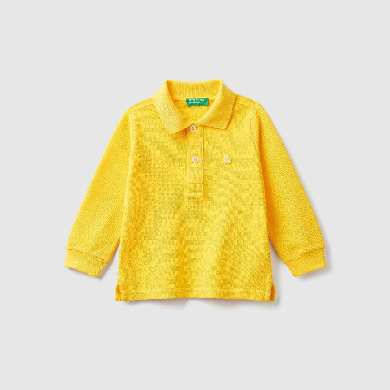 100% organic cotton polo