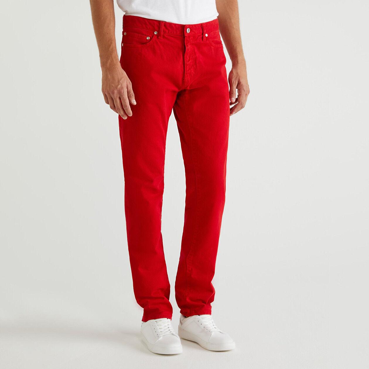 Five pocket pants